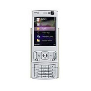 InvisibleShield for Nokia N95 3 - Full Body - 1 Pack - Retail Packaging - Transparent Clear