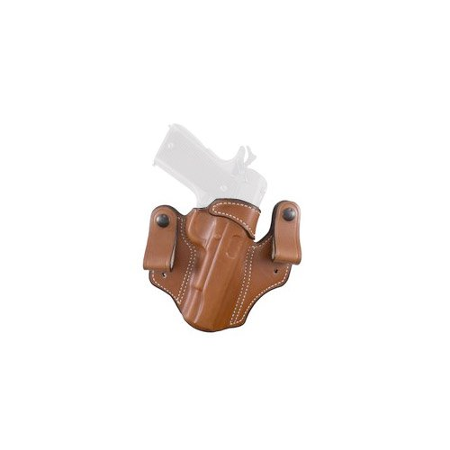 DeSantis Mad Max Holster for 1911 Gun, Right Hand, Tan