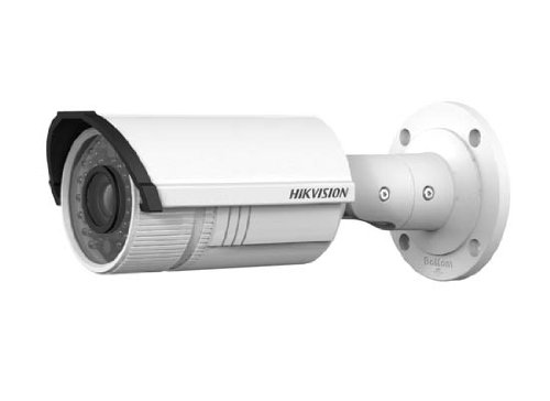 Hikvision English Version IP Camera DS-2CD2642FWD-IS 4MP WDR Vari-focal Network Camera HD 1080p Real Time Video IR Bullet POE Cctv Camera (Vari Focal Cctv Camera)