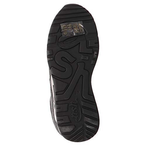 Black Boot Stiefelette Schwarz Lazer Glit Ash XwPxqCaZA