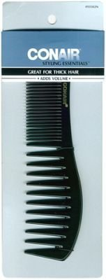 Conair Tooth Lift Comb Wide For Thich Hair (6-Pack)