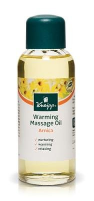 Kneipp Kneipp Warming Massage Oil - Arnica - 3.4 fl oz
