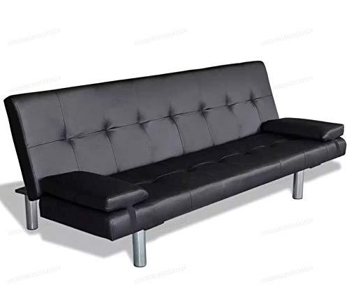 oakome Sofá Cama Reclinable Lounge 2 Cojines Estructura ...