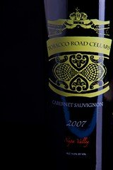 2007 Tobacco Road Private Reserve Cabernet Sauvignon, Napa Valley 750ml