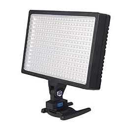 Promaster Vari-Temp Remote Control Camera/Camcorder LED Light