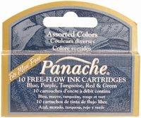 Panache Ink Cartridges - Assorted Colors