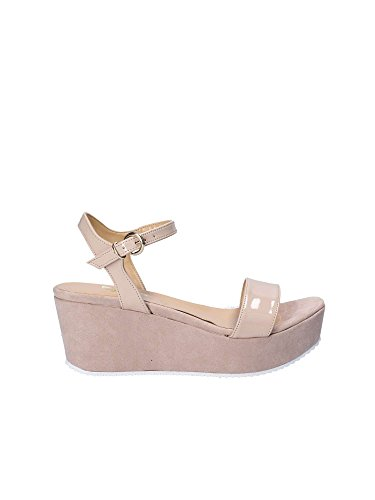 Sandalias Grace Blanco Mujeres Altos Shoes 9826 ZqTgwARP