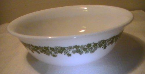 Corelle Spring Blossom (Crazy Daisy) Coupe Cereal/Soup Bowl - Four (4) Bowls