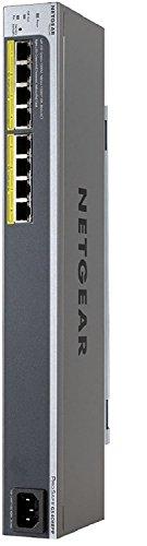 NETGEAR ProSAFE Easy Mount Ethernet GS408EPP 100NES