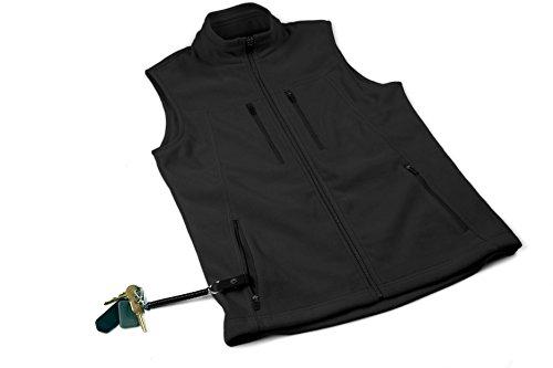 SCOTTeVEST Fireside Vest for Women - 15 Pockets - BLK M3