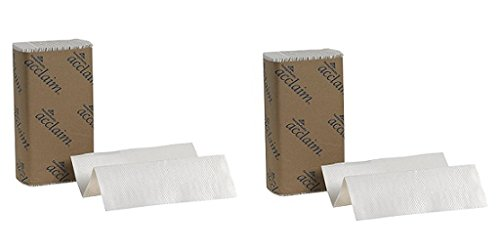 georgia-pacific Acclaim 20204ホワイトMultifold紙タオル、WXL) 9.2 CM x 9.4 CM (ケースof 16パック16パックの場合、250タオル1パック) (4 ) B075RDHLMX