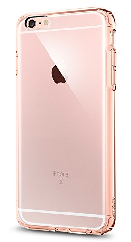 Spigen Ultra Hybrid iPhone 6S Plus Case with Air Cushion Technology and...