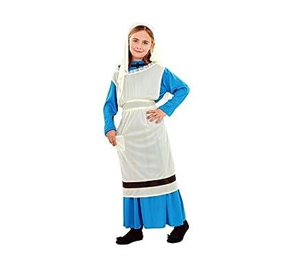 Disfraz de Lavandera para niñas en varias tallas