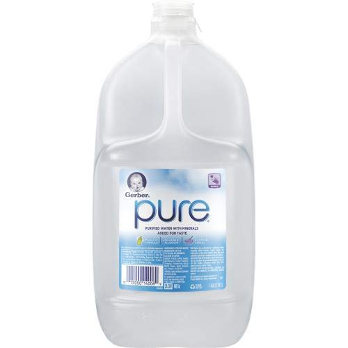 Purified Water With Minerals (Pack of 6)