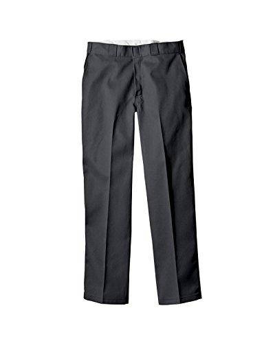 Dickies Men's Original 874 Work Pant, Charcoal, 32W x 30L