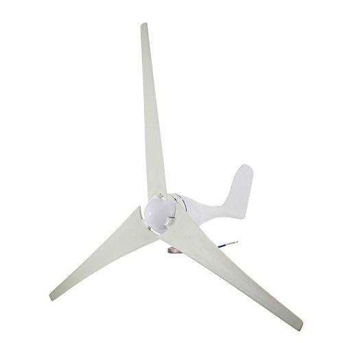 SHZOND Wind Generator 400W Hybrid Wind Turbine Generator DC 12V/24V Turbine Wind Generator 3 Blades 20A Wind Generator Kit