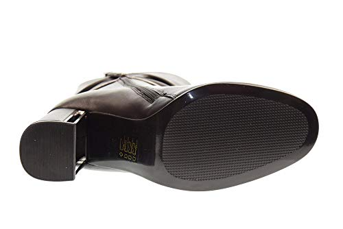 Premi Femmes Noir Chaussures Argent U3400g Bottes Bruno dfwEnSqd