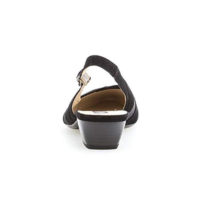 Gabor 25 631 Donna scarpe Col Tacco Con Cinturino sandali slingback confortevoli