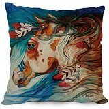beautifulseason-the-horse-cushion-covers-of-18-x-18-inches-45-by-45-cm-decorationgift-for-home-theat