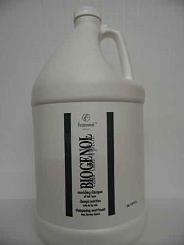 Framesi Biogenol Nourishing Shampoo - 1 Gal./ 128 Oz. (Shampoo Framesi Nourishing)