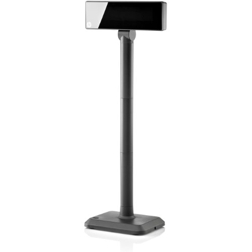Hp, Graphical Pos Pole Display Customer Display 700 Cd/M2 Hp, Jack Black ''Product Category: Peripherals/Pos Displays''