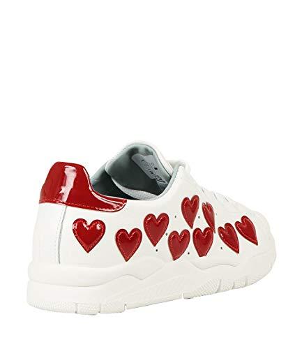 Ferragni Roger Cf2072 Chiara Sneakers Mod Donna HFwdSxn