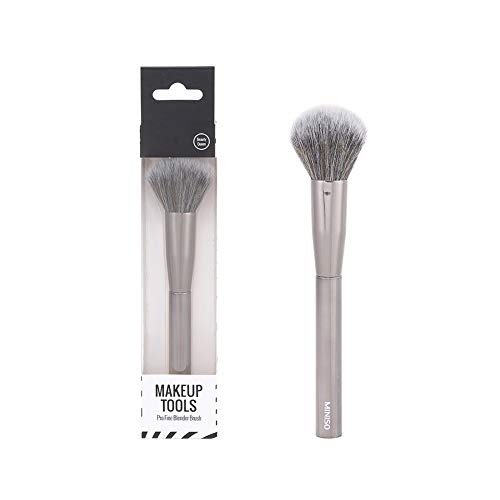 MINISO Makeup Brush Pro Fine Blender Brush with Storage Box (Blush Brush, 25.62g)