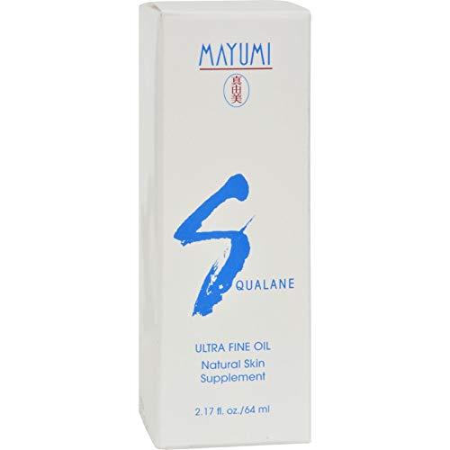 Mayumi Squalane Skin Oil - 2.17 fl oz - Liver Squalene Oil Shark
