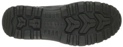 Stringate 53859 6 black Uomo Track Da Nero Ecco schwarz black HzwEqgU