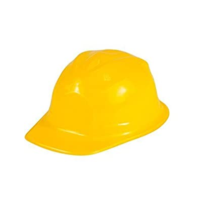Rhode Island Novelty Child Construction Hats - 24 Pack - Yellow: Toys & Games
