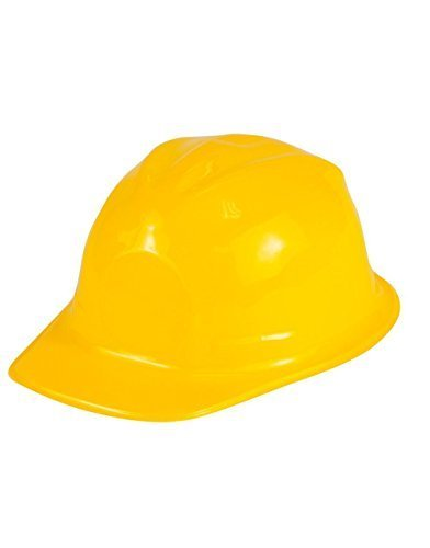 Rhode Island Novelty Child Construction Hats - 24 Pack - Yellow by Rhode Island Novelty