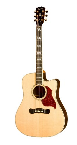 Studio Dreadnought Acoustic Guitar (Gibson Songwriter Deluxe Studio EC Acoustic-Electric)