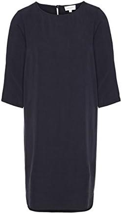 ARMEDANGELS FIANNAA - Damen Tencel™ Lyocell Kleid Dresses Woven, Kleider Web U-Boot Regular fit