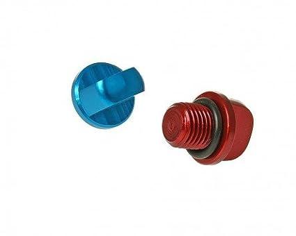 Tappo olio New Style - Minarelli rosso 2EXTREME