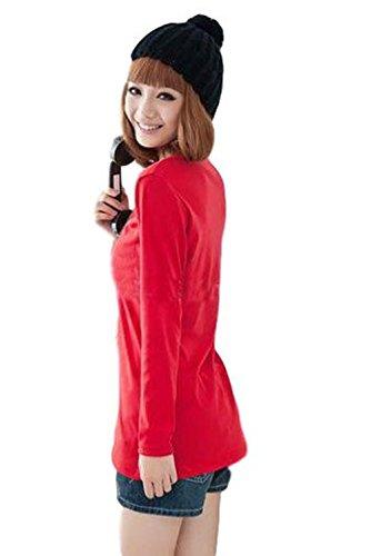 (ヤヌーク?ゴラ)Yanuku Go La レディース カーディガン 薄手 長袖 冷房 紫外線 対策 選べる カラー 豊富