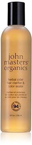 PerfumeWorldWide, Inc. Drop Ship John Masters Organics Herbal Cider Hair Clarifier & Color Sealer, 8 Ounce