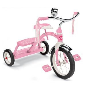 Radio Deck Flyer Tricycle, Girls Girls クラシック Dual Deck Tricycle, ピンク B00AQBOIY2, 金屋町:a6e37654 --- number-directory.top