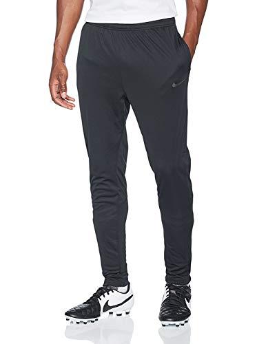 NIKE Mens Dry Academy Football Pant (S, Black/Black/Black)