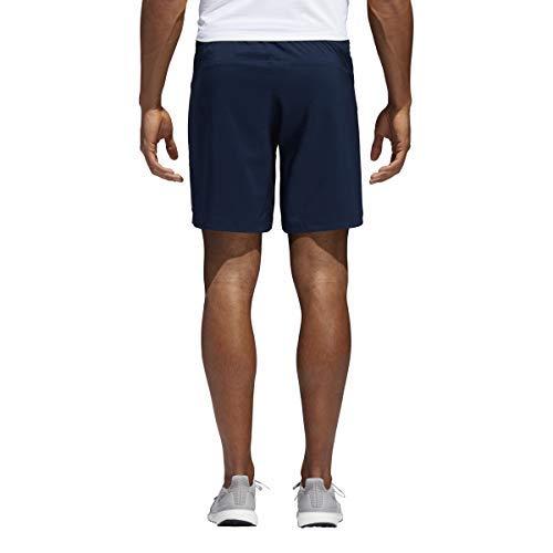 adidas Mens Running Shorts, Collegiate Navy, Medium/5