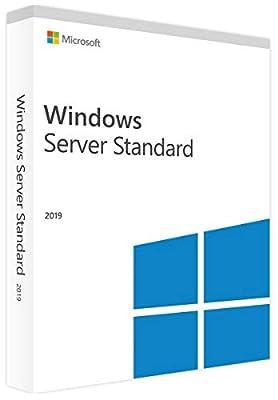 Windows Server 2019 Standard 16 Core License OEM   New