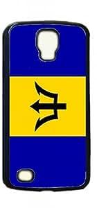 HeartCase Hard Case for Samsung Galaxy S4 Active(Flag of Barbados )