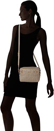 H Cross Bag T Quilted x 6x18x22 Liu Body Jo Women's Crossbody Pale Brown Nimes Beige B cm 9 w0nyaTqX