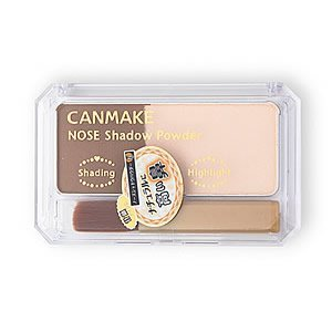 CANMAKE Nose Shadow Powder Shading plus Highlight, 1 Ounce from CANMAKE