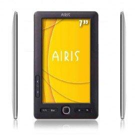 Libro electrónico color Airis TAB200 negro: Amazon.es: Electrónica
