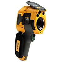 Fluke FLK-TI300 60HZ Industrial Thermal Infrared Camera with LaserSharp Auto Focus, IR-Fusion AutoBlend, Fluke Connect Wireless, 240x180 Resolution