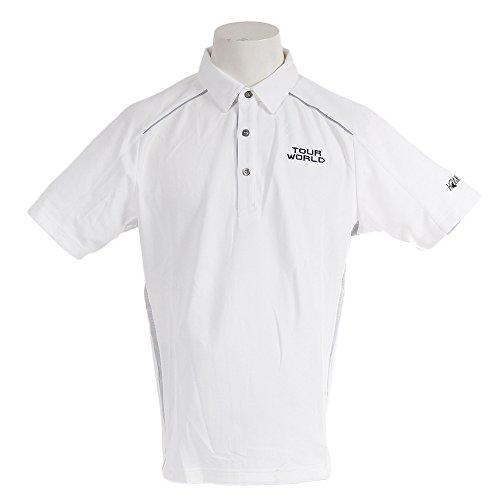 ホンマゴルフ(ホンマゴルフ) ベンチレーション ソリッドシャツ 731-419101 WH