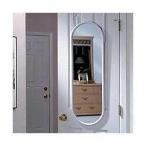 Captivating 38u0026quot; OVER THE DOOR MIRROR BY JUMBLu0026trade;