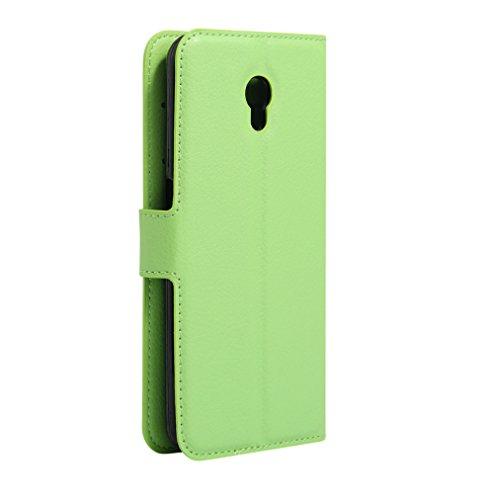Funda ZTE Blade V7,Manyip Caja del teléfono del cuero,Protector de Pantalla de Slim Case Estilo Billetera con Ranuras para Tarjetas, Soporte Plegable, Cierre Magnético D