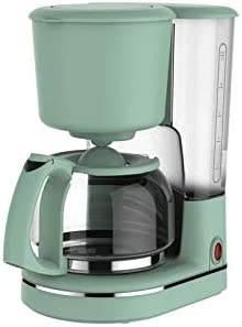 Qilive 130470 Q.5823 - Cafetera color verde: Amazon.es: Hogar