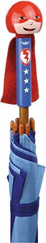 Vilac 70cm Super Her Umbrella Model Kit ()